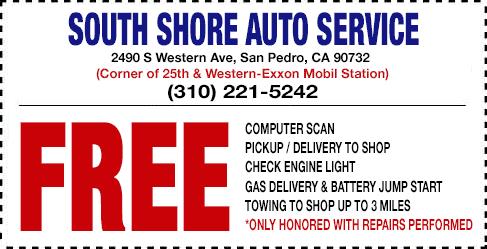 Auto Repair San Pedro